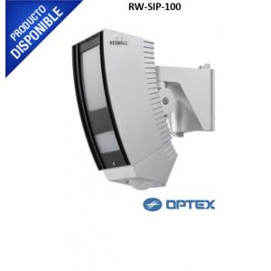 Detector de Movimiento Pasivo / Perimetral / Largo alcance (100m x 10m)/ Función Anti Enmascaramiento y Anti Rotación