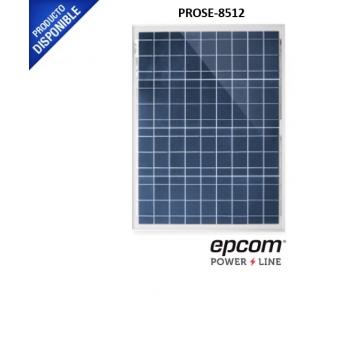 Módulo Fotovoltaico Policristalino 85 Watts para sistemas a 12 Volts