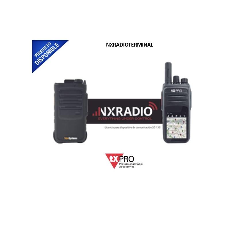 Plataforma de Radiocomunicación Profesional para Terminales TE390/TXR58A/TXR50A (Licenciamiento anual)