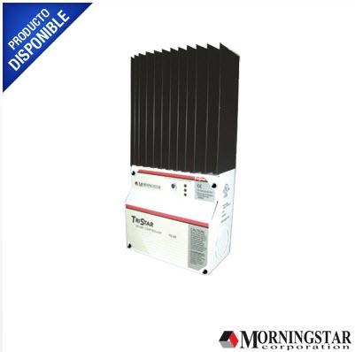Controlador de Carga TRISTAR 45 Amp, 12 / 24 / 48 Vcd. TS45