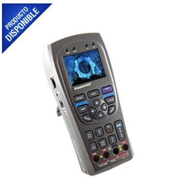Laboratorio Portátil para CCTV Rapptor337