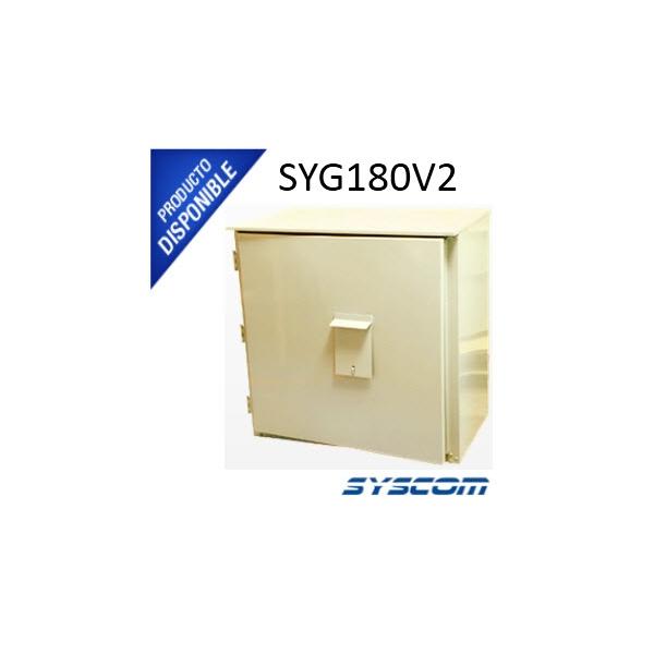 Gabinete de Cuerpo Robusto, Ideal para resguardar Baterías  SYG-180V2