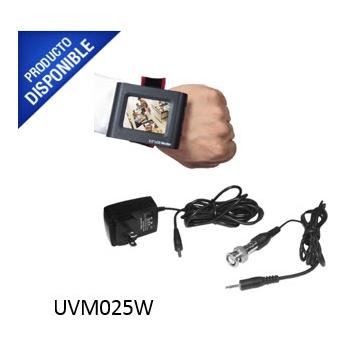 Monitor-probador de vídeo LCD 2.5