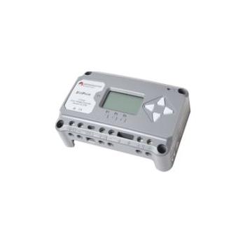 Controlador solar 12/24 Vcd de 20 Amp. Con pantalla de medición. EC-20M