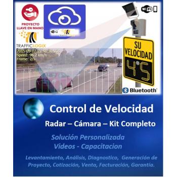 Estudio de Control de Velocidad con Evidencia.