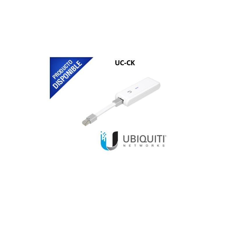 Controlador Cloud Key para gestionar hasta 50 equipos UniFi desde la nube, servidor hotspot, alertas a correo, actualizaciones masivas, etc.