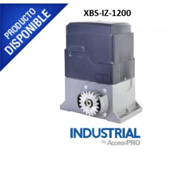 Motor para puertas corredizas / 1200 kgs / Aprendizaje automático de finales de carrera / Fácil instalación XBS-IZ-1200