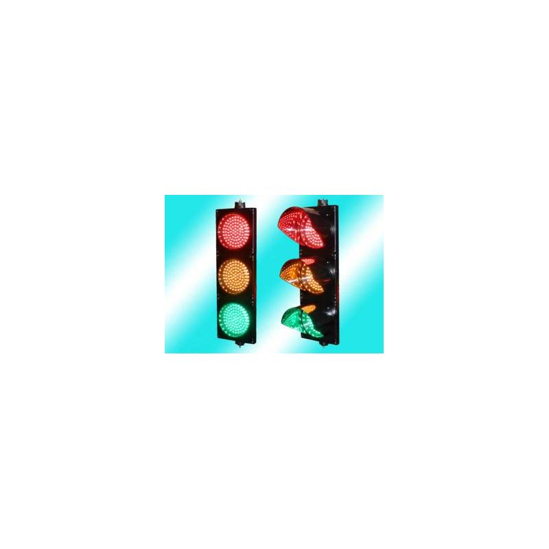 Semáforo de Señalización Rojo, Verde y Amarillo  PRO-LIGHT-LEDT