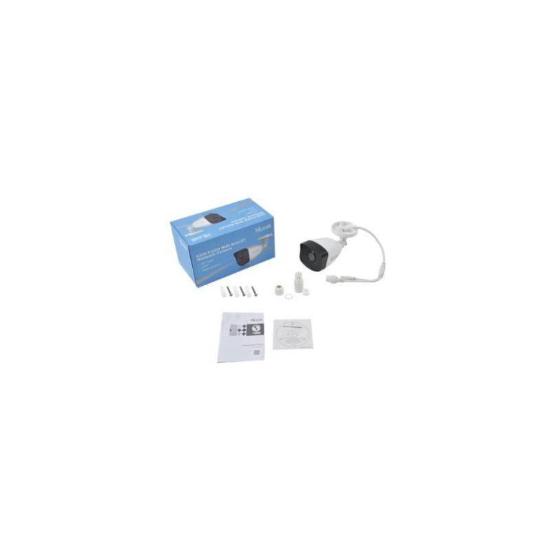 HiLook Series / Bala IP 2 Megapixel / 30 mts IR / Exterior IP67 / PoE / dWDR / Lente 2.8 mm  IPC-B121